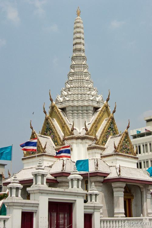 The City Pillar Shrine (San Lak Muang) Photograph - Fine ...