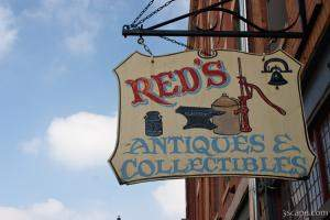Red's Antiques and Collectibles