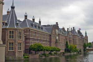 Dutch Parliament buildings (Het Binnenhof)