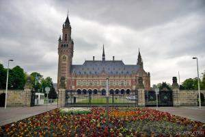 Peace Palace (Vredespaleis) - The Hague (Den Haag)