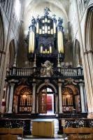 Pipe organ - St. Saviours Cathedral (Sint Salvatorskathedraal)