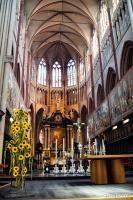 Altar - St. Saviours Cathedral (Sint Salvatorskathedraal)