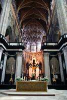 Altar of St Bavo Cathedral