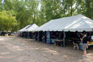 DUI tents