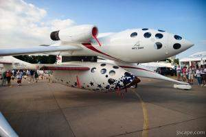 White Knight and SpaceShipOne by Scaled Composites