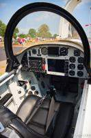Cockpit of the RV-8