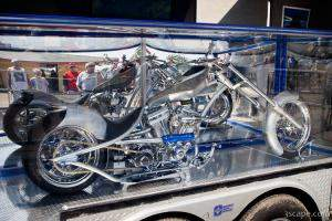 Air Force Chopper by Orange County Choppers