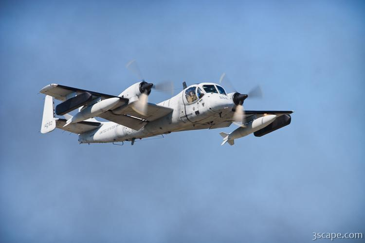 Grumman RV-1D Mohawk (Army reconaisance aircraft)