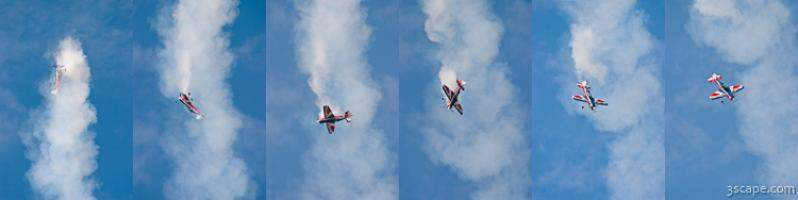 Sequence of aerobatic maneuver