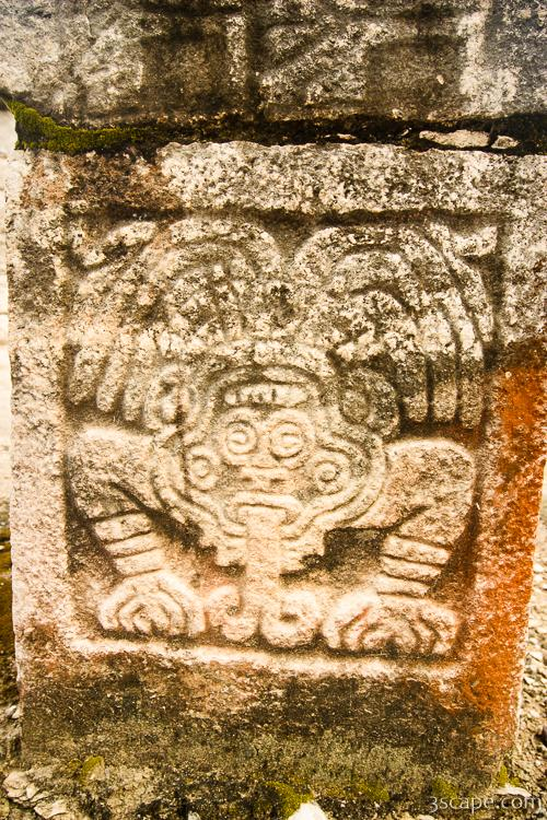 Mayan Art Photograph Landscape Travel Photography For