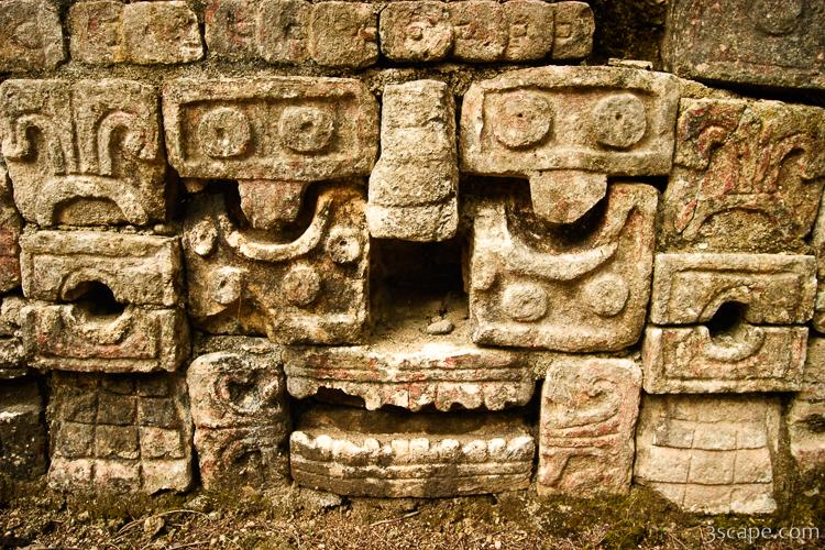Pictures of Chichen Itza and Coba - Mayan Ruins, Mexico - Playa Del ...