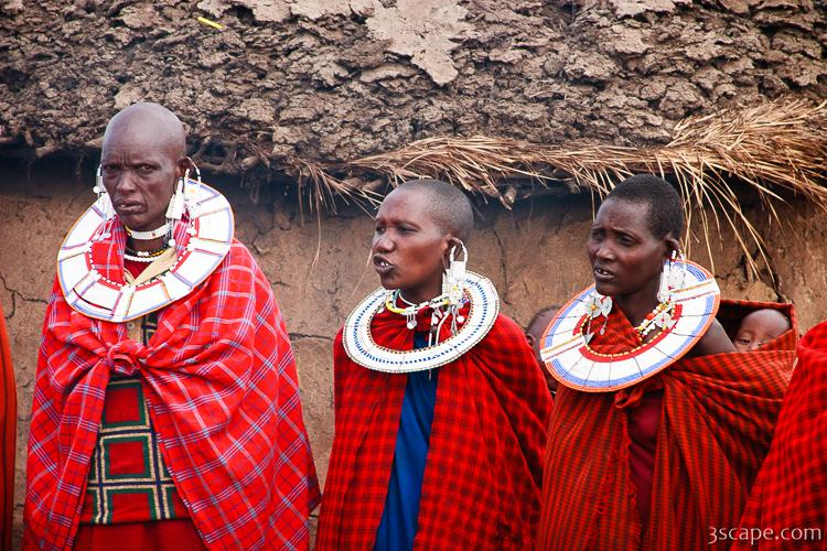 Maasai Women Photograph Landscape Amp Travel Photography