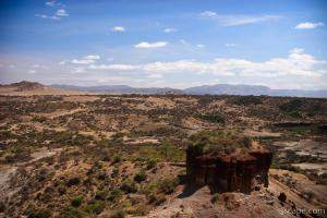 Oldupai (Olduvai)  Gorge, discovery site of earliest known human