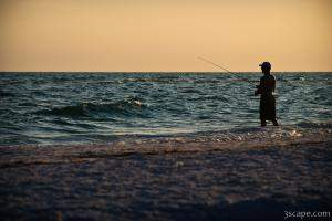 Fishing at Siesta Key