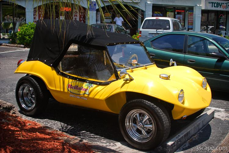 Belloise Realty marketing buggy