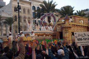 Ye Royal Out House Float (Krewe of Tucks)