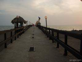 Pier at the Fiesta Resort and Casino