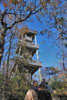 Observation tower near Kettle Morrain State Park