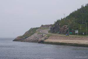 Highway 138 near Tadoussac, Quebec
