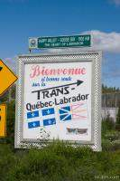 Welcome to the Trans-Quebec-Labrador Highway