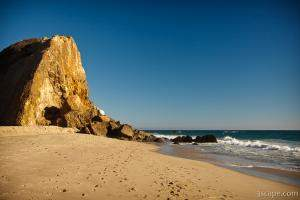 Point Dume at Zuma Beach