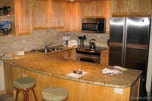Nice condo kitchen