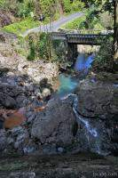 Part of Maui fresh water supply system