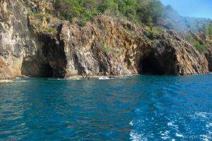 The Caves, Norman Island