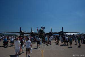 "Commemorative Air Force B-29 Superfortress ""FIFI"""