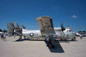 Navy C-2A Greyhound