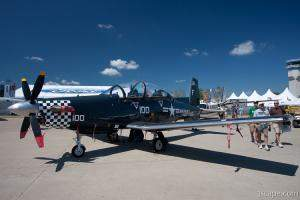 Navy T-6A Texan II