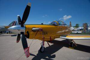 Navy Beechcraft T-6B Texan II