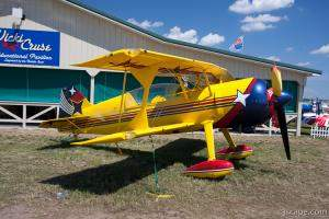 Jim Kimball Enterprises Pitts Model 12 biplane N393EC