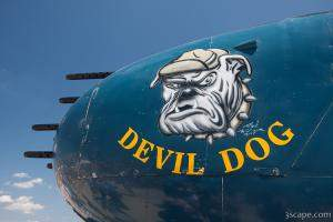 North American B-25 Mitchell - CAF Devil Dog