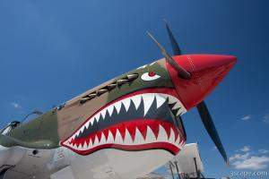 1942 Curtiss P-40E Warhawk NX40PE