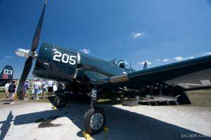 1945 Vought F4U-4 Corsair