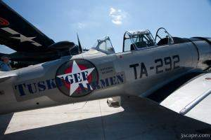 Tuskegee Airmen AT-6 Texan Advanced Trainer