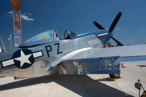 North American P-51D Mustang - Little Rebel N5551D