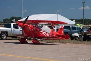 Team Oracle Aeroteck Pitts S2S biplane N260HP