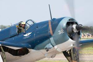 1945 Curtiss SB2C-5 Helldiver NX92879