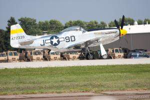 North American P-51D Mustang NL51JC