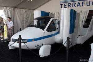 Terrafugia Transition - Flying car