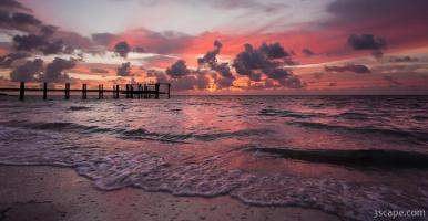 Sunrise Panoramic, Marathon Key