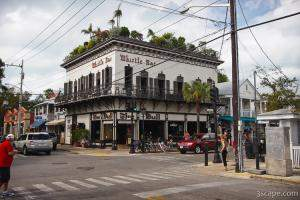 The Bull and Whistle Bar - Key West