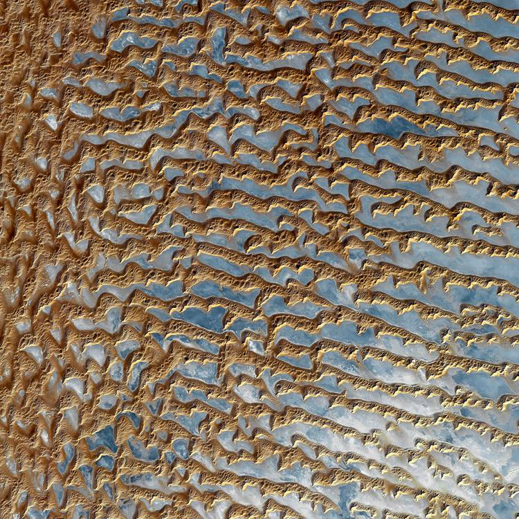 Rub' al Khali, Arabia