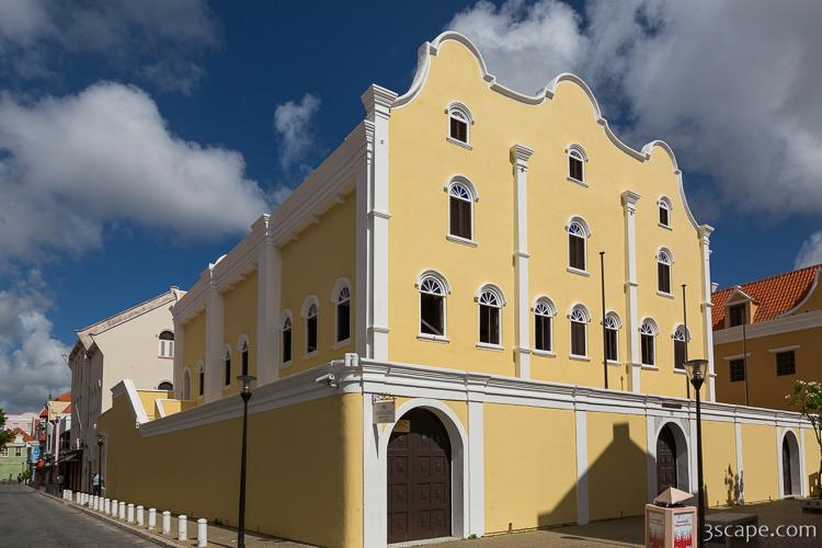The Hope of Israel-Emanuel Synagogue in Willemstad