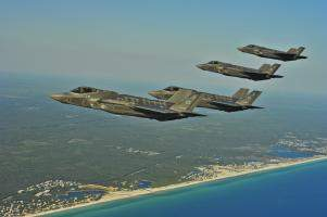 F-35 Lightning II Joint Strike Fighters