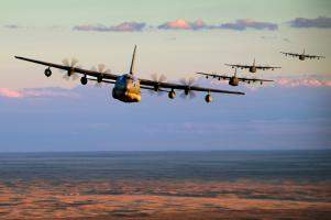 MC-130J Commando Gunships
