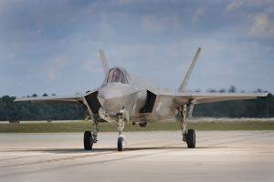 F-35A Lightning II Joint Strike Fighter
