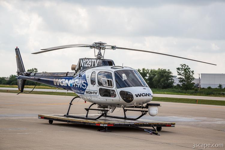 Wgn News Helicopter Photograph Landscape Amp Travel